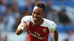 Aubameyang 'trying to get fit' for Bournemouth clash | FOX ...