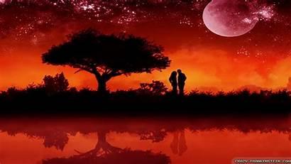 Romance Night Wallpapers Romantic Couple Frankenstein Crazy