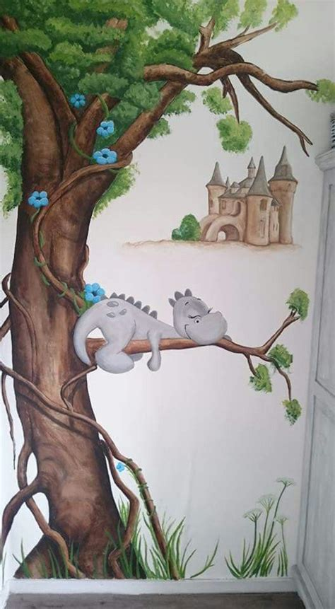 ideas  castle mural  pinterest princess