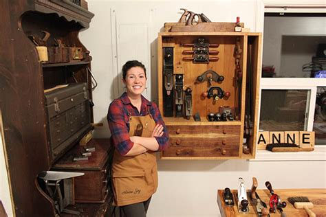 anne briggs bohnett woodworking  farming  seattle
