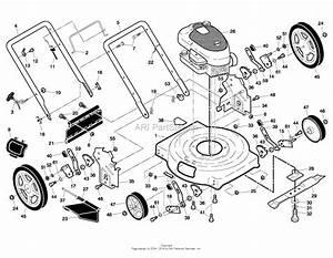 Honda Riding Lawn Mower Parts Diagram