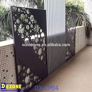 Panneau Décoratif Extérieur : architectural m tal aluminium panneau d coratif pour ~ Premium-room.com Idées de Décoration