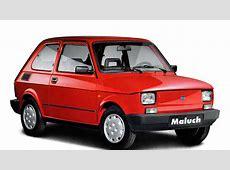 Soviet Bloc Cars Were Weird Polski Fiat 126p