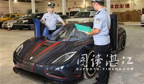 koenigsegg vietnam koenigsegg agera r blt seized by chinese customs gtspirit
