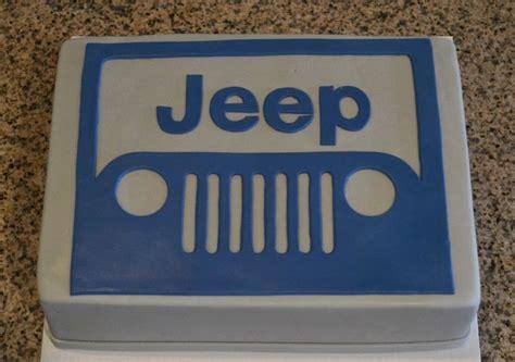 jeep logo cake jeep groom 39 s cake groom 39 s cakes pinterest jeeps