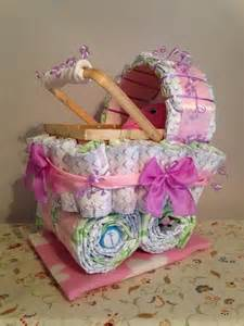 Baby Shower Gift Diaper Cake