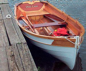 wood boat plans wooden boat kits  boat designs arch davis design dory pinterest boat