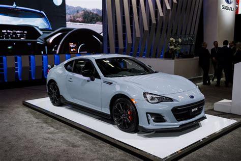 subaru brz raiu edition launched  montreal auto