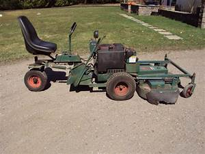 Ransomes Bob-cat T3100 - Other Brand Tractor Forum