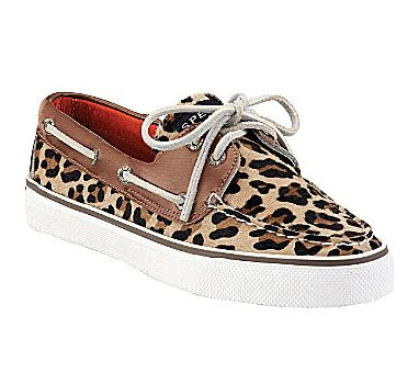 Leopard Boat Shoes by Candidly Leopard Boat Shoes