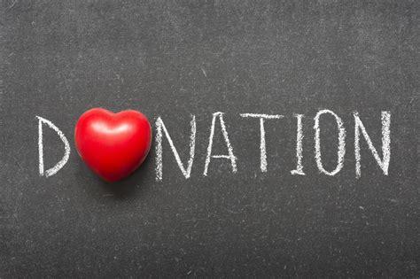 la donation de son vivant definition  application