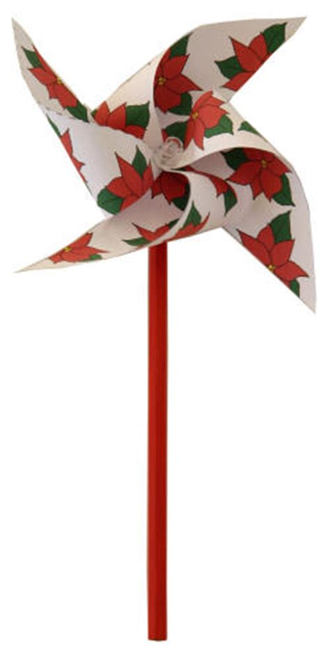 christmas pinwheel craft