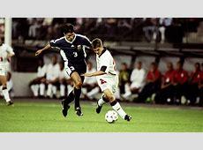 Michael Owen England Argentina 1998 World Cup Goalcom