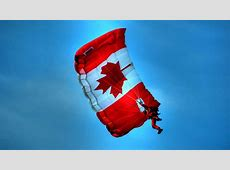 Canada Flag Wallpapers ·①