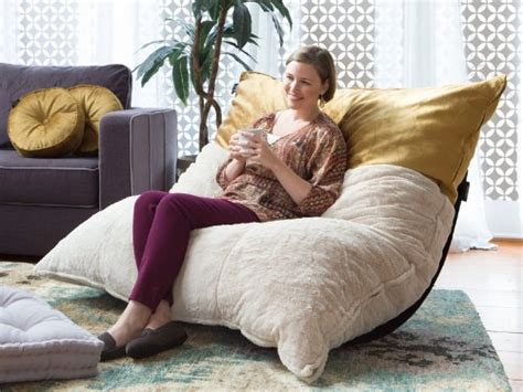 Craigslist Lovesac by Non Tacky Beanbag Chair Alternatives Malelivingspace