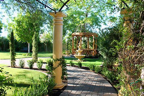 Garden Wedding Venue in Mesa Garden Tuscana Reception Hall