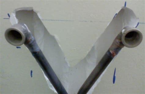 les sorties de cloison pour les tuyaux per ou multicouche