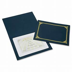 skilcraft certificatedocument cover 8 12 x 11 8 x 10 a4 With blue legal document covers