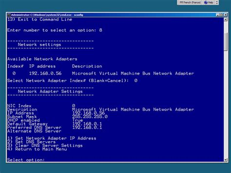 activer connexion bureau à distance windows 7 configuration d un windows server 2008 r2 en mode
