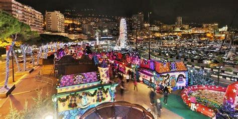 Foire Attractions de Monaco du 20 octobre au 19 novembre