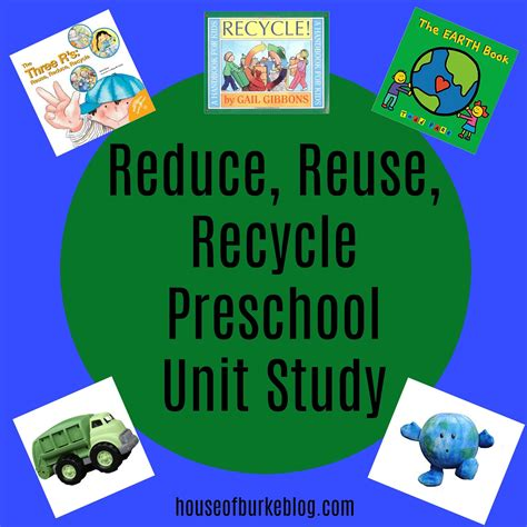 recycling lesson plans for preschool house of burke reduce reuse and recycle preschool unit 584