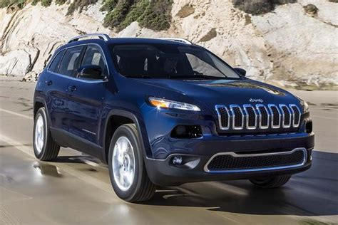 chevy jeep 2016 2016 jeep cherokee new car review autotrader