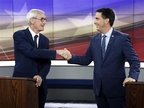 wisconsin gov elect evers  optimistic walker  veto