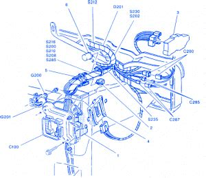 2005 Gmc Engine Diagram by Gmc 2005 Engine Wiring Electrical Circuit Wiring