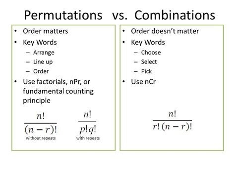 Warm Up Which Of The Following Are Combinations?  Ppt Video Online Download
