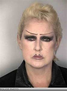 Pics For > Eyeliner Tattoo Gone Wrong