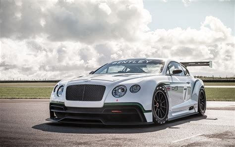 Bentley Continental Gt3 Concept Racer Wallpaper