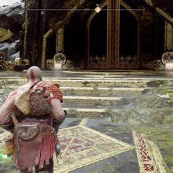 Boat Dock Muspelheim Tower by God Of War Guide Vanaheim Tower Polygon