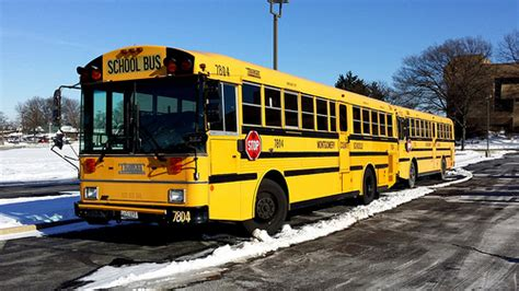 Montgomery County school buses   Flickr - Photo Sharing!