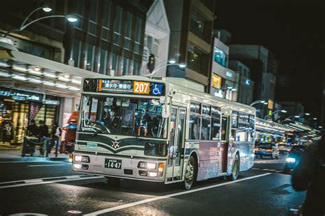info lengkap jalur bus kyoto info wisata  liburan