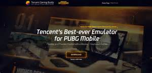 emulator official pubg mobile  pc  tencent gratis