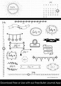 Daily Schedule Maker App Bullet Journal Ideas