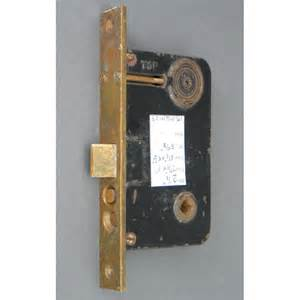 Old Sargent Mortise Lock Parts