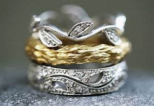 all photos in rings onewedcom With cathy waterman wedding rings