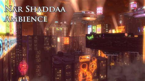 star wars nar shaddaa cityscape background ambience