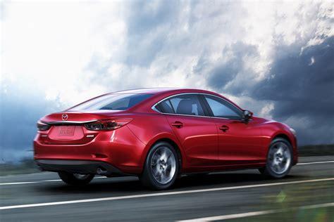 mazda motor corp 2016 mazda6 review carrrs auto portal