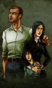 Severus Snape Fan Art: Tobias Snape, Eileen Prince, and ...