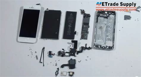 iphone 5s parts diagram rescue iphone