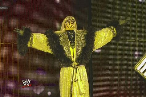 goldust returns   goldust sbnationcom