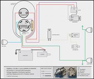 Wiring Diagram For 1947 Farmall M 12 Volt