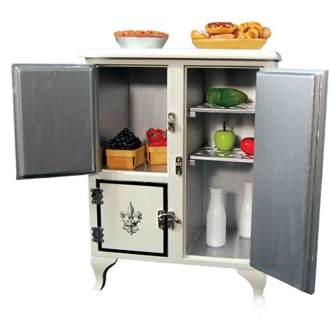kitchen dollhouse furniture 1930 39 s style box furniture for 18 inch