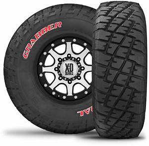 35x1250r18lt general grabber red letter tire 04500630000 With red letter tires