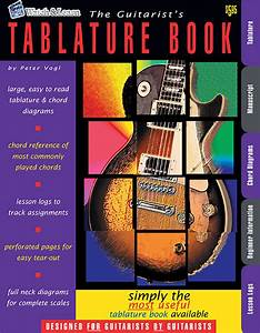 Guitarist U0026 39 S Tablature Book