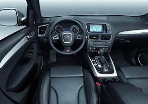 Audi Q5 Interieur : coche audi q5 informe coches ~ Voncanada.com Idées de Décoration