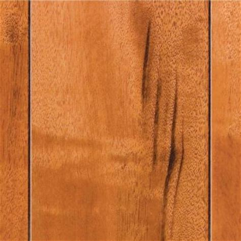 Tigerwood Hardwood Flooring Home Depot by Home Legend Tigerwood 3 8 In T X 3 1 2 In W X 35 1 2 In
