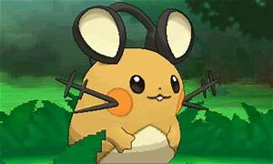Pokemon Dedenne And Raichu Images | Pokemon Images